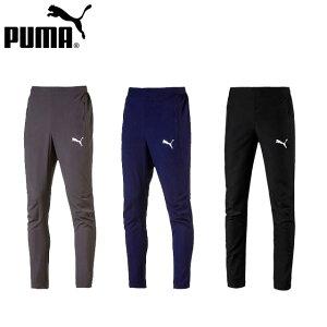 プーマ メンズ サッカー ロングパンツ ピステ LIGA サイドライン ウーブンパンツ PUMA 655875