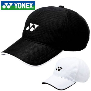 91dc0a71d7a6f ヨネックス テニス 帽子 ジュニアメッシュキャップ YONEX 40002J メッシュキャップ UVカット 吸汗速乾性 キッズ