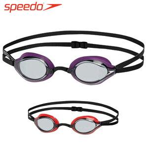 スピード 水泳 ゴーグル 一般 スピードソケット2 speedo SD97G25 薄クッション低抵抗レーシングモデル 水中眼鏡 スイム ウエア トレーニング プール  一般用 ユニセックス メンズ レディース