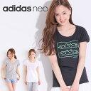 ☆アディダス レディース Tシャツ 半袖 adidas