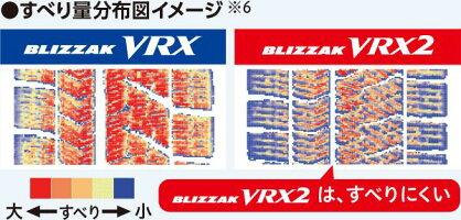 新鮮★★BLIZZAKVRX2225/55R17スタッドレス