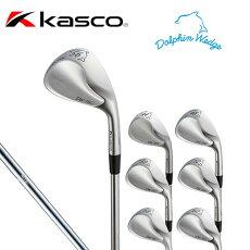 【2015年モデル】キャスコドルフィンウェッジセミグースネックタイプDW115GN.S.PRO950GHスチールシャフト(DOLPHINWEDGE)(golf/クラブ/メンズ/ウェッジ/kasco/)