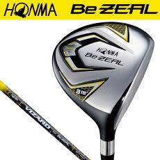 [2016年モデル]本間ゴルフメンズBeZEALビジール525フェアウェイウッドVIZARDforBeZEALシャフト
