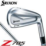 ダンロップ SRIXON スリクソン Z785 アイアン 単品 N.S.PRO 950GH-DST スチールシャフト [2018年モデル] [有賀園ゴルフ]