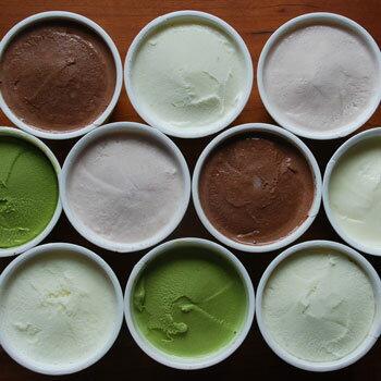 長門牧場『長門牧場アイスクリームセット(120ml×10個)』