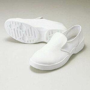 【ゴールドウイン】ゴールドウイン静電安全靴クリーンシューズホワイト24.5cmPA9880W24.5[ゴールドウインウェア研究管理用品理化学・クリーンルーム用品クリーンルーム用シューズ]【TN】【TC】