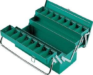 【リングスター】リングスターハイクオリティボックスRSD−473グリーンRSD473GN[リングスター工具箱作業用品工具箱・ツールバッグスチール製工具箱]【TN】【TC】