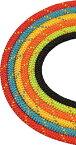 【BlueWater】BlueWater セイフライン 12.7φ×91m  赤/黄 534830RDYE[BlueWater ロープ環境安全用品シート・ロープロープ]【TN】【TC】 P01Jul16【12ss】