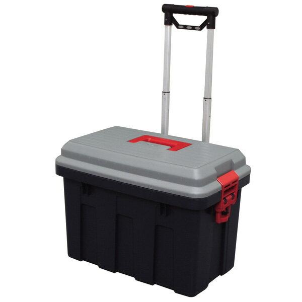 【楽天市場】rvキャリー 650【rv Box レジャーボックス 釣り 収納box キャンプ イス 工具箱 買い物