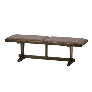 【送料無料】憩ベンチBR10593【TC】【FB】【ベンチダイニングダイニングテーブル天然木北欧低め】