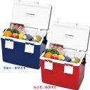 <<特別送料無料>>クーラーボックス CL-25 レッド/ホワイト・ブルー/ホワイト【アイリス...