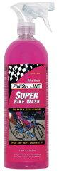 フィニッシュラインSUPER BIKE WASHFINISH LINEバイク ウォッシュ 33.8oz (1L)