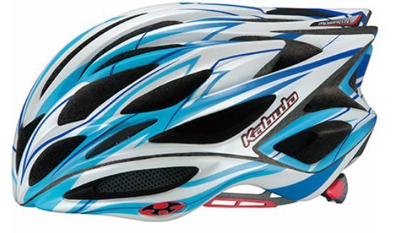 OGK Kabuto MOSTRO-R モストロR ラックブルー S/M 自転車 ヘルメット 【送料無料】(沖縄・離島を除く)