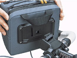 OSTRICHオーストリッチアタッチメント ODSフロントバッグ用 ハンドル側