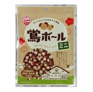 植垣米菓 鴬ボールミニ 41g×20個 【送料無料】