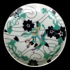 スプラトゥーン有田焼豆皿 ガール
