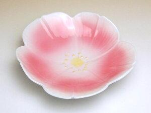 和食器 おしゃれ かわいい 有田焼 波佐見焼 大きめのお皿 夢さくら(小) 桜皿