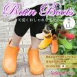 【信頼の日本製!】売れてます!カラフルレインブーツ レインシューズ レディース 雨靴 雨具 日本製 ショート ショート丈 ゴム 長靴 フューチャーブーツ 防水 靴 ガーデニング ショートブーツ Ark-Shoes アークシューズ