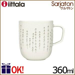 イッタラ サルヤトン マグカップ ホワイト