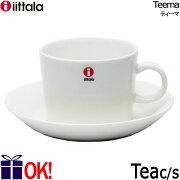イッタラ ティーマ ソーサー ホワイト コーヒー