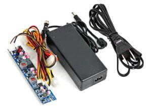 ASKTECH NT-ITX/PW120Plus − 120W DC-DCコンバータ ACアダプタ付
