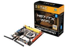 H87ITX-A-EZOTAC H87-ITX WiFi 正規代理店保証付