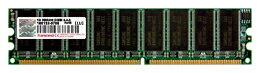 【1GB メモリー】 PC3200 CL3 DDR 184pin ECC DIMM [永久保証]