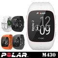 【POLAR(ポラール)】手首型6LED光学式心拍計搭載GPSランニングウォッチ「PolarM430」