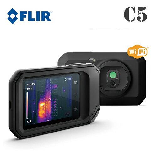 温度計・湿度計, 温度計 FLIR C5 3.5 WiFi C5