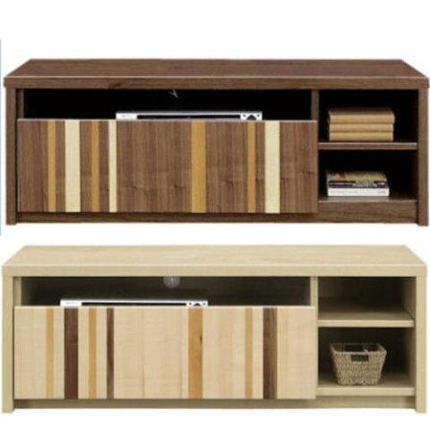 【interiorAV収納】☆ニューデザインのローTVボード120が人気☆フルオープンレール2色対応【YDKG-f】 02P12Jun12