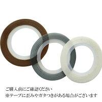 極細ベーシックラインテープ 【ゴールド/シルバー/ホワイト】0.6/1 1ロール 【メール便可】