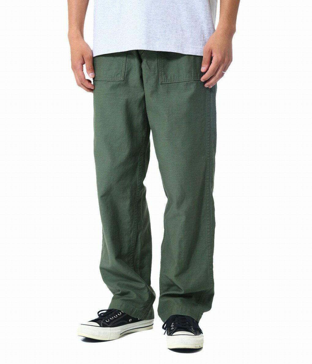 メンズファッション, ズボン・パンツ orSlow US ARMY FATIGUE -GREEN- 01-5002-16STDREA