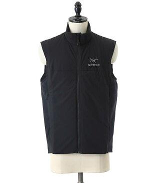 【対象商品ポイント10倍!】ARC'TERYX / アークテリクス : Atom LT Vest Men's -Black- : アークテリクス アトム ベスト メンズ : L07127700 【STD】