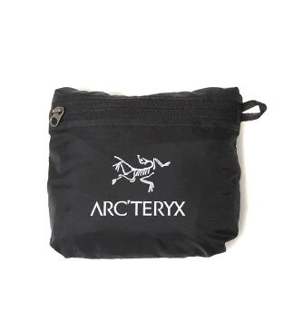 ARC'TERYX / アークテリクス : PACK SHELTER - XS : アークテリクス パックシェルター バッグ カバン メンズ レディース : L05568400 【STD】