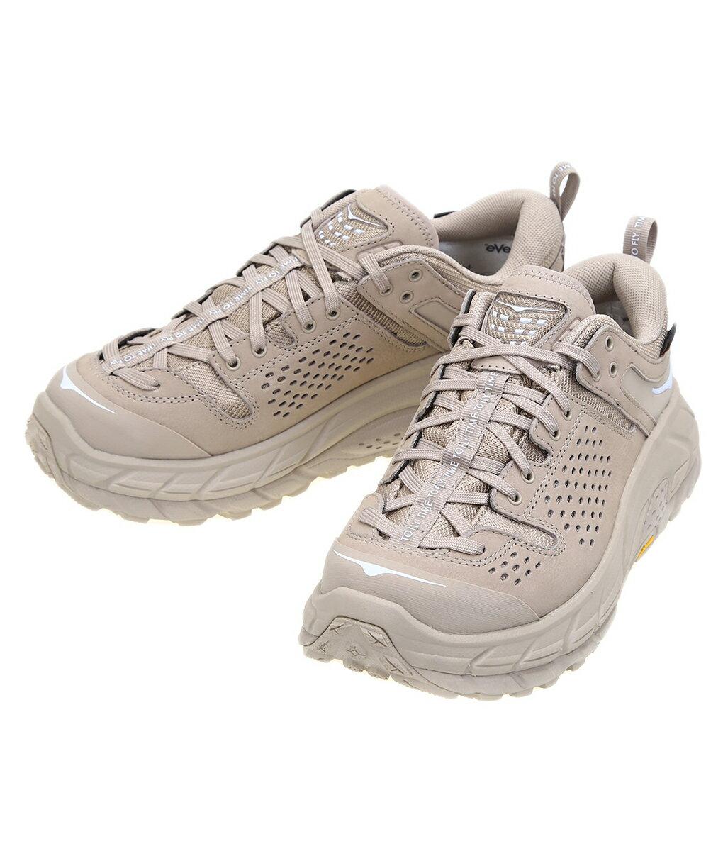 メンズ靴, スニーカー HOKA ONE ONE TOR ULTRA LOW WP SITA 1105689 PIE