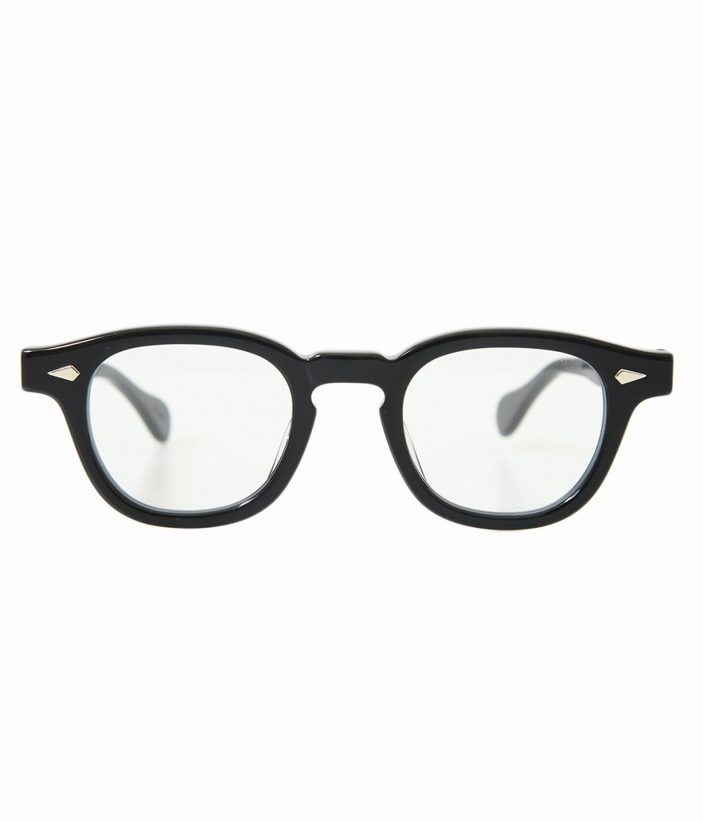眼鏡・サングラス, 眼鏡 JULIUS TART OPTICAL AR 42(size) 44(size) 46(size) - BLACK CLEAR - JTPL-009A-1A-2AWISCOR