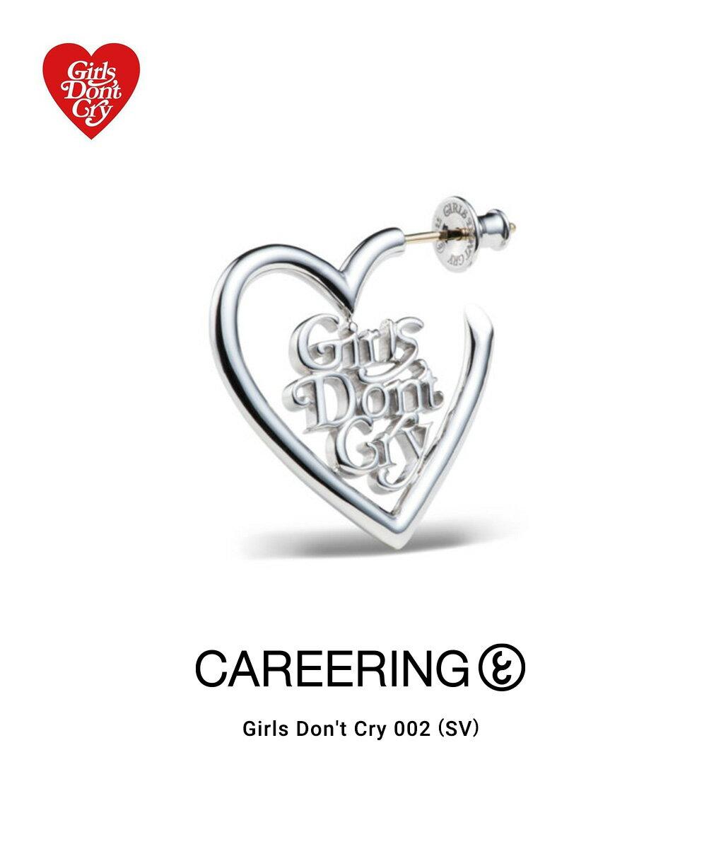 メンズジュエリー・アクセサリー, ピアス CAREERING Girls Dont Cry 002 (SV) GDC002 NOA