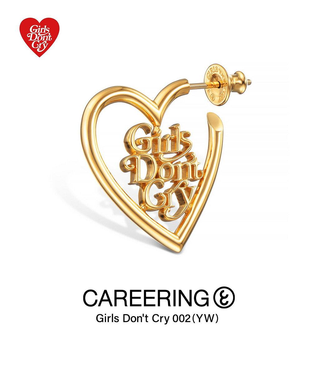 メンズジュエリー・アクセサリー, ピアス CAREERING Girls Dont Cry 002 (YW) GDC002-YW NOA