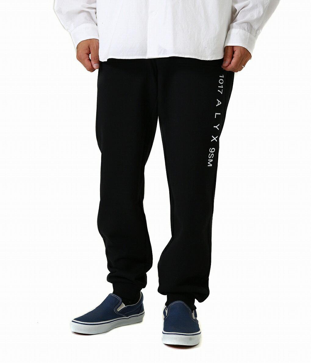 メンズファッション, ズボン・パンツ 1017 ALYX 9SM : SWEATPANT VISUAL : : AVUPA0044FA01WAX