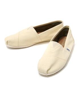 [在智慧型手機報名10倍!][SALE/促銷]TOMS SHOES[湯姆鞋]/TOMS M CLASSICS-Natural-(湯姆人鞋鞋shoes懶漢鞋麻底帆布鞋)tomsmclassics-nal[PIE]