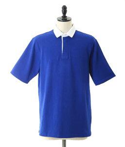 MAGILL LOS ANGELES / マギルロサンゼルス : Cooper : ラガーシャツ 半袖Tシャツ ポロシャツ ラグビーシャツ メンズ : ML-Cooper-ROYAL【MUS】