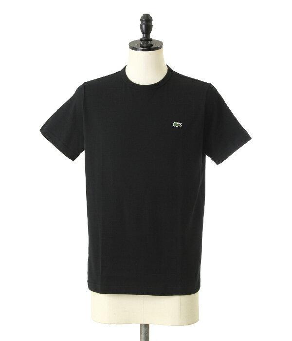 ラコステベーシッククルーネックTシャツ