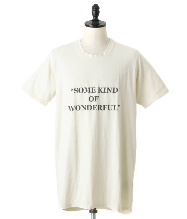 トップス, Tシャツ・カットソー !RHUDE SOME KIND OF WONDERFUL TEE T 18SS 18 TTS11WAX