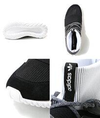adidasOriginals(アディダスオリジナルス)/TUBULARDOOM-コアブラック/コアブラック/ランニングホワイト-(チューブラードームドゥームチュブラドゥームスニーカー靴シューズ)BA7555【WAX】