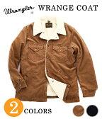 【スマホエントリーポイント10倍!】Wrangler [ラングラー ] / RANCH COAT [全2色] (ランチコート ラングラー WRANGLER ボア ジャケット コーデュロイ ブルゾン アウター) WT0001-3【AST】