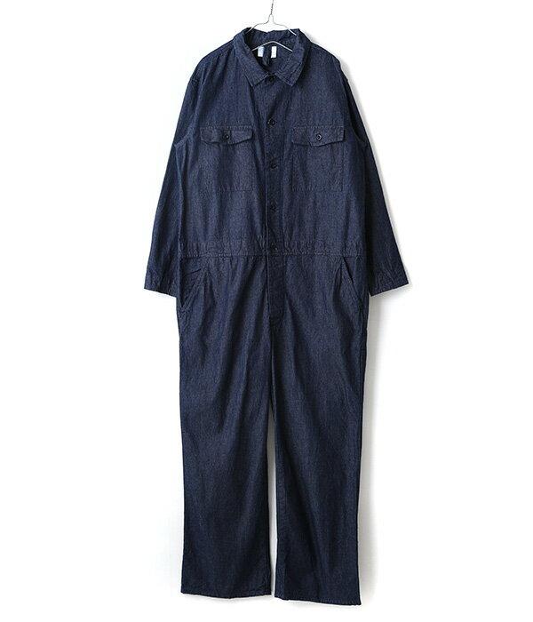 【期間限定!送料無料】【SALE/セール】Yarmo [ヤーモ] / Boiler Suit (オールインワン つなぎ) YAR-15AW-P6【STD】:ARKnets