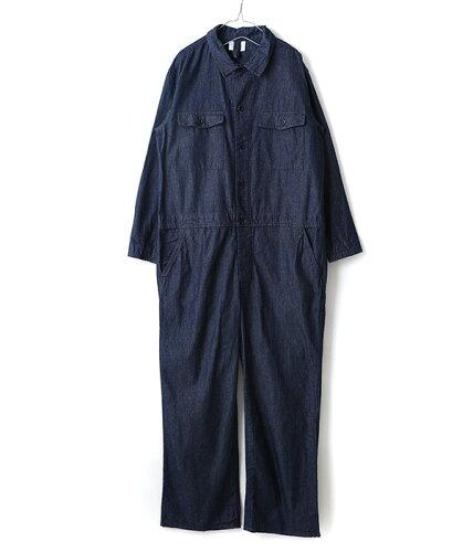 Yarmo [ヤーモ] / Boiler Suit (オールインワン つなぎ) YAR-15AW-P6