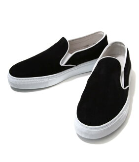 AMB [ehembea] / SUEDE SLIP-ON (ambassadors slip-on slip-on Womens Sneakers Shoes) 2000 L-croute