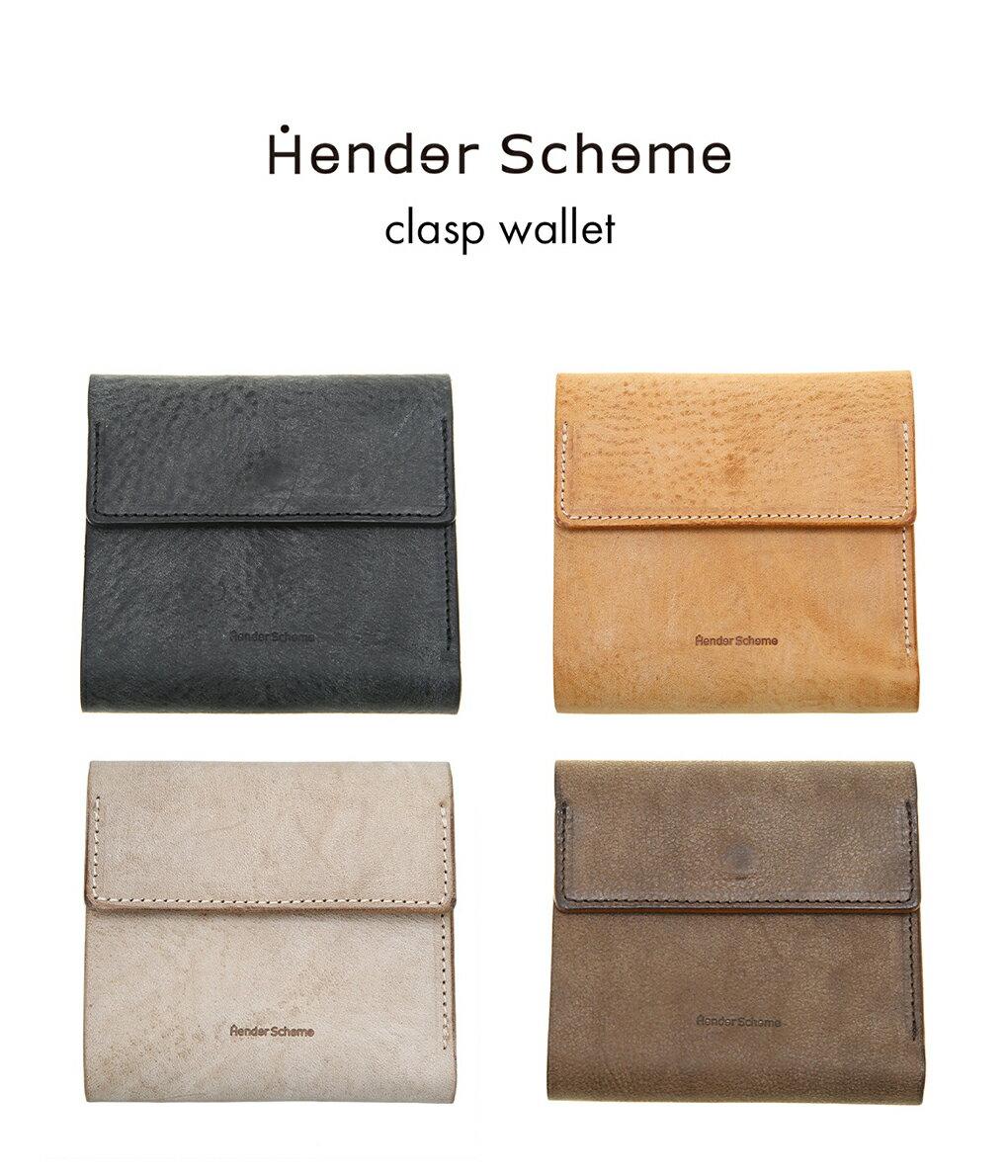 財布・ケース, メンズ財布 Hender Scheme : clasp wallet 4 : : li-rc-clw RIPANNBJB