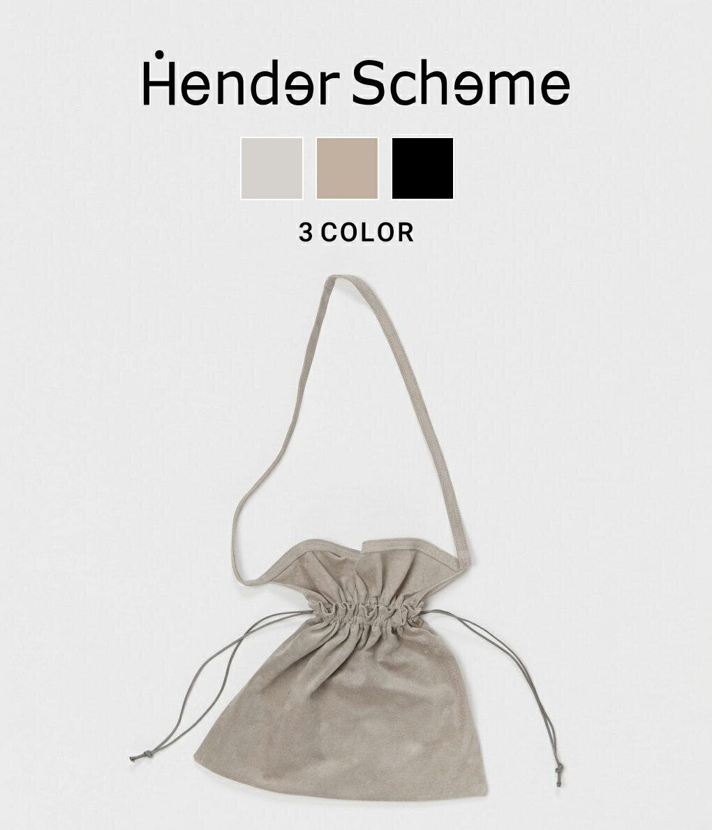 レディースバッグ, ショルダーバッグ・メッセンジャーバッグ Hender Scheme : red cross bag big 3 : : nc-rb-rcb BJBRIPANN